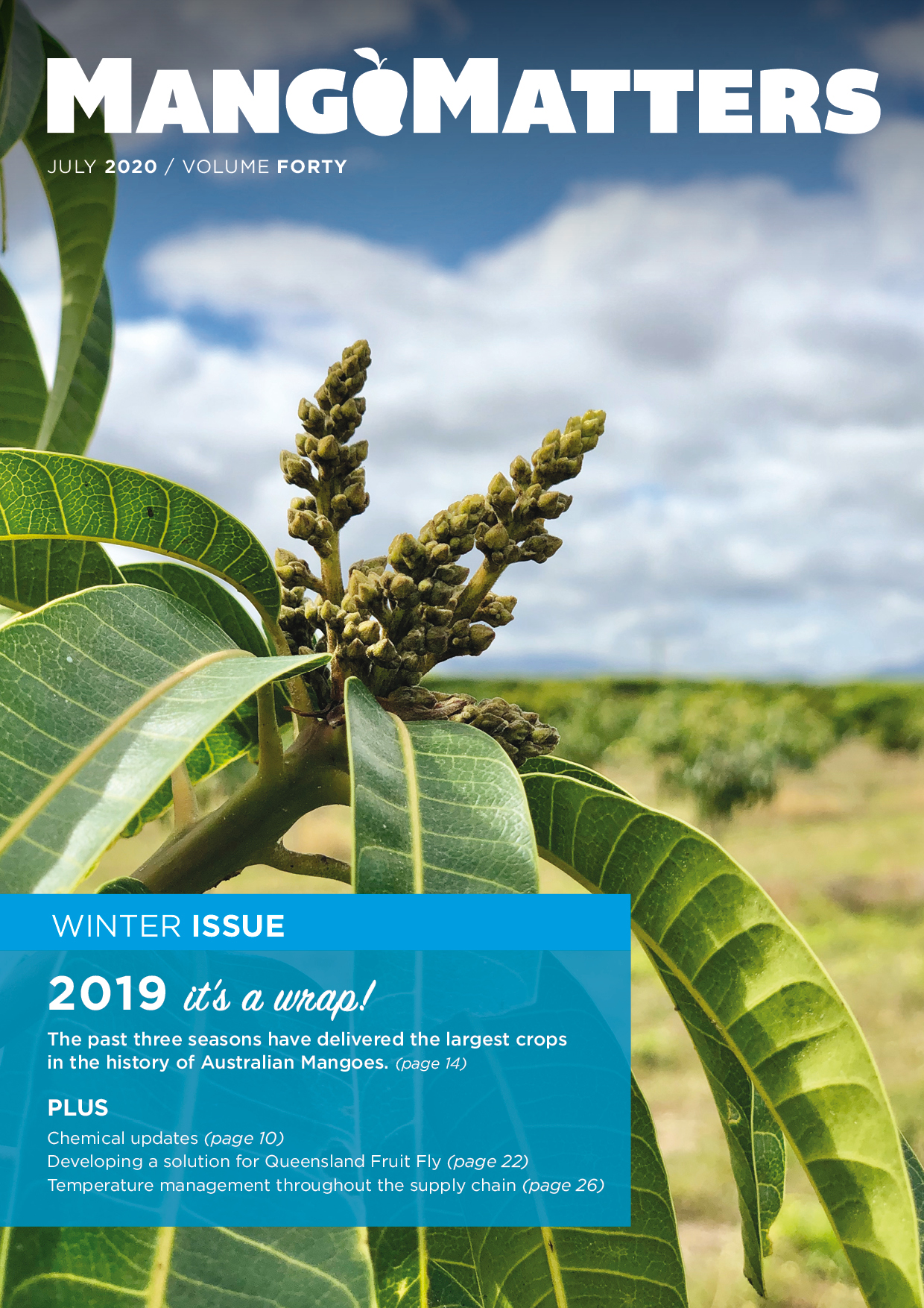 Mango Matters - Winter 2020